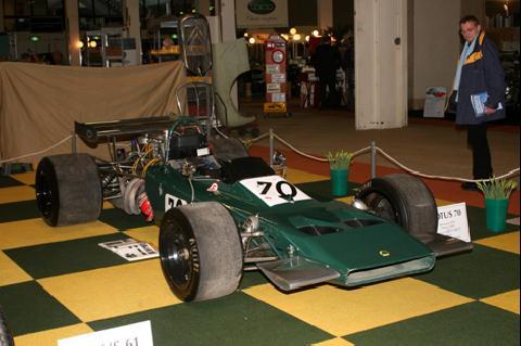 Lotus 70