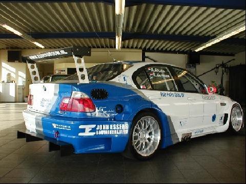 De Brother Racing BMW M3