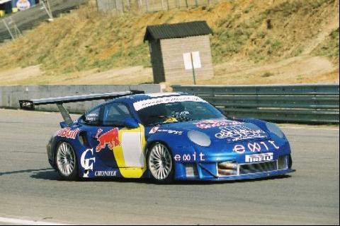 De fraaie PSI Porsche