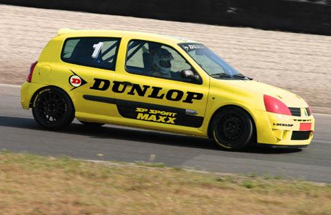 Dunlop SportMaxx Clio
