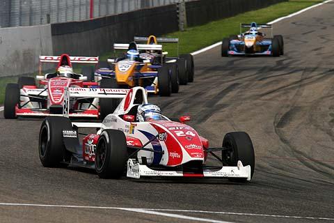 Xavier race
