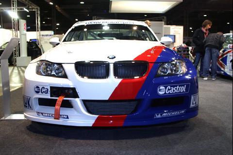 WTCC BMW 1