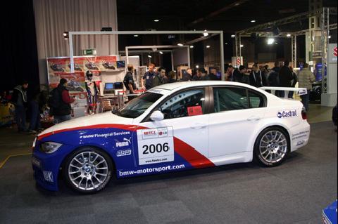 WTCC BMW 2