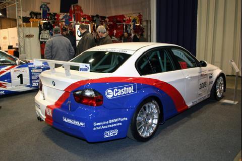 WTCC BMW 3