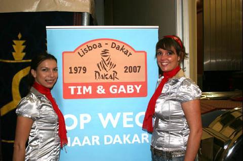 Dakar promotiedames