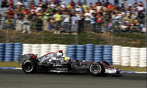 Hamilton F1