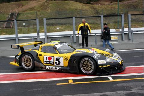 Marcos LM 600 Spa