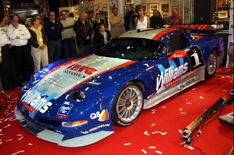 SRT Corvette 2