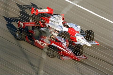 Duel HC - Castroneves