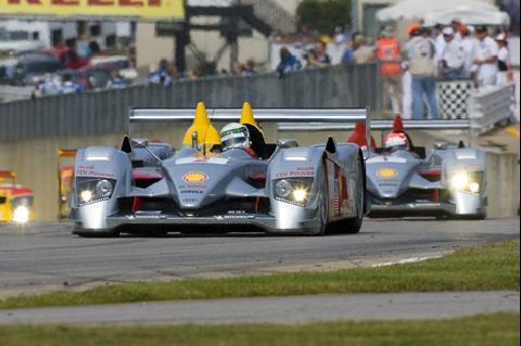 Petit Le Mans Audi