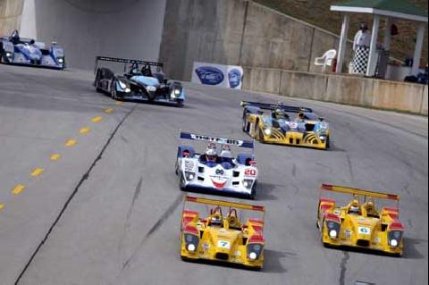 Petit Le Mans Porsche