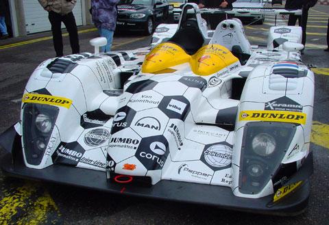 sportscars racing for holland met 3 formule 1 coureurs naar le mans. Black Bedroom Furniture Sets. Home Design Ideas