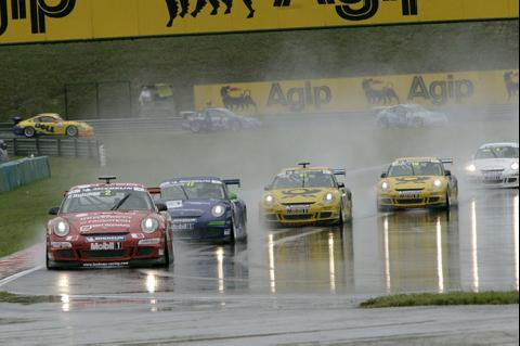 Race Hongarije