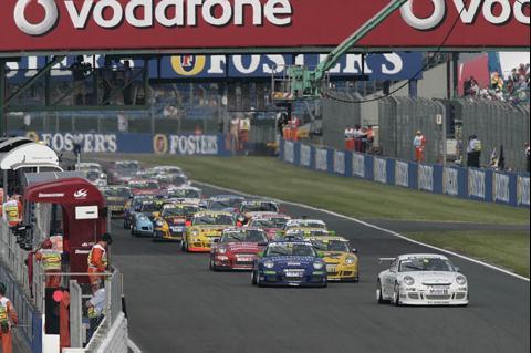 Start Silverstone