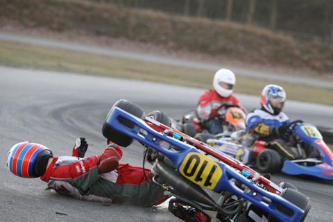 Chrono Uitslagen Eerste Chrono Wintercup Berghem Karting