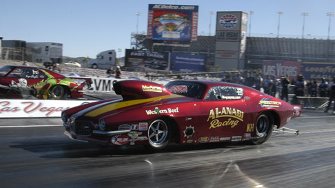 Alabama Dragstrips & Drag Racing -