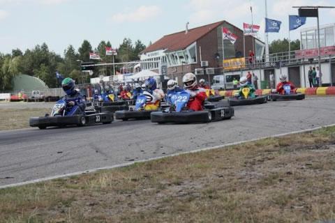 Diversen Zomerse Endurance Race Verreden Te Berghem Autosport Nl