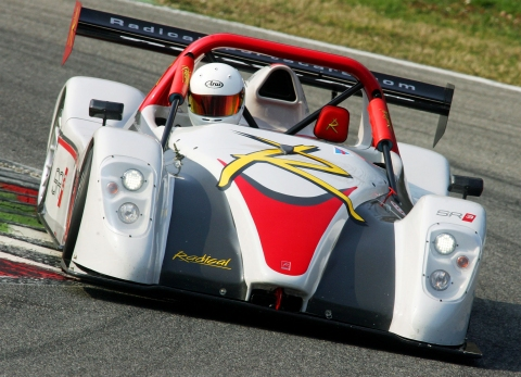 Radical Benelux Cup: Intrax brengt Radical Cup in 2011 op