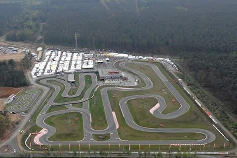 Internationaal Karting Genk Ontvangt Ek Kz1 En Kz2 In 2013