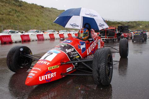 Formule Ford Jack Swinkels In De Wolken Autosportnl