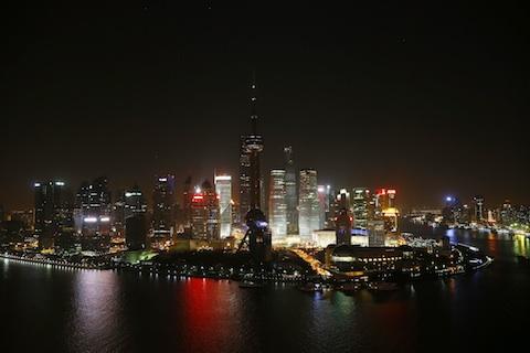 Groeten_Sjanghai_20_Bund_night