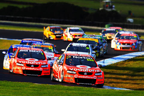 V8 Supercars: In 2015 race op Bali? | Autosport.nl