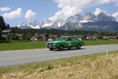 Groeten Alpenrallye