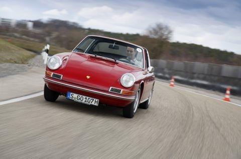 Groeten Porsche actie