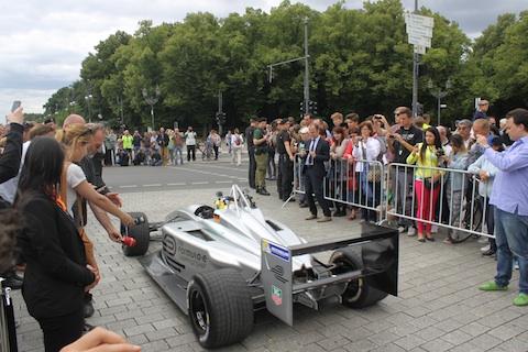 130711 FormulaE demo rear
