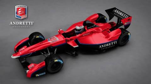 Andretti web