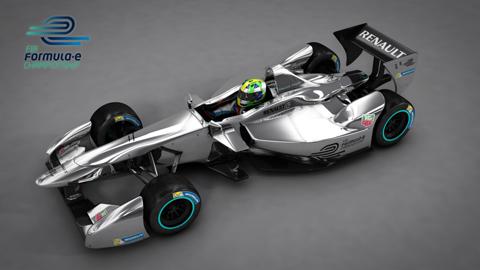 Renault Formula E 2
