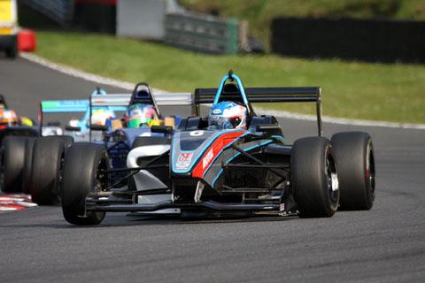2013 F4 Matthew Graham
