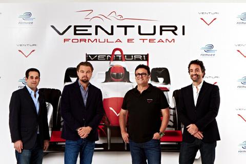 2013 Di Caprio Venturi Presentatie
