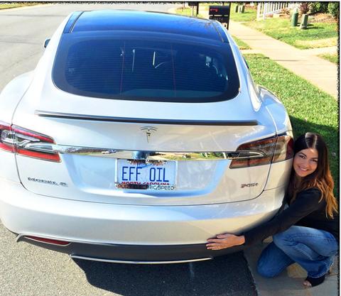 2013 Leilani Tesla