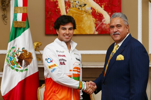 Perez Force India