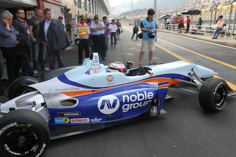 131114 F3 Macau Rosenqvist Quali 1
