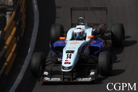 131116 F3 Macau Qualirace Rosenqvist
