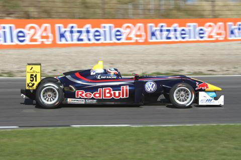 2013 Kvyat R1 Zandvoort EK