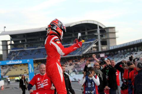2013 Marciello Champion Steering Wheel