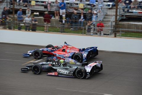 2013 Kanaan Andretti