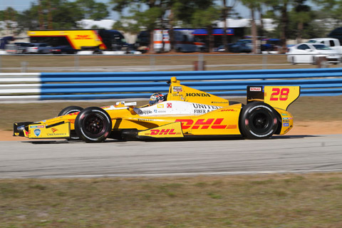 2013 Ryan Hunter Reay