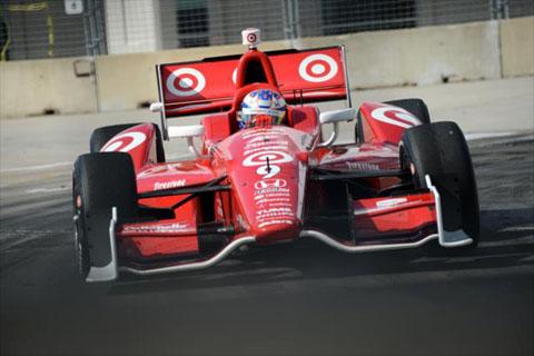 Indycar Scott Dixon Houdt Het Met R1 Zege In Houston