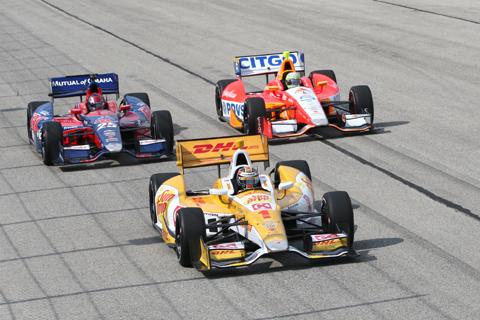 2013 Team Andretti Milwaukee