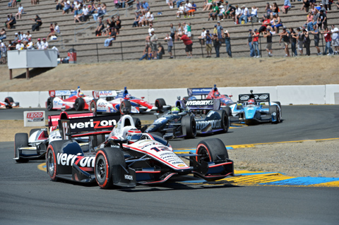 2013 Will Power Sonoma