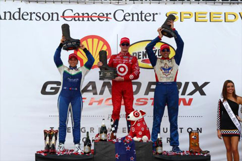 2014 Podium Houston