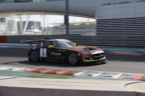 131212 Gulf12H Quali Mercedes 3