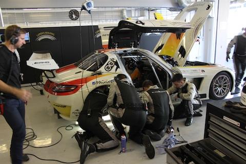 131213 Gulf12H R1 Reparatie Mercedes