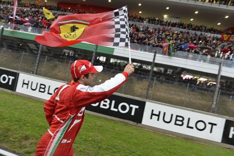 2013 Felipe Massa Finali Mondiali