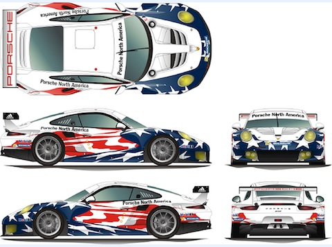 130920 ALMS Porsche US Worksteam