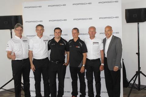 130920 ALMS Porsche presentatie